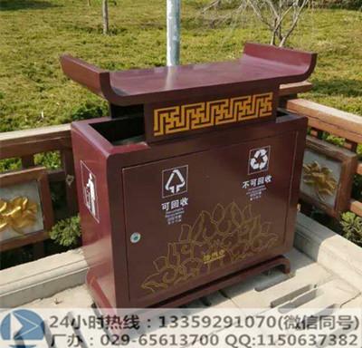 法门寺标识系统垃圾桶.jpg